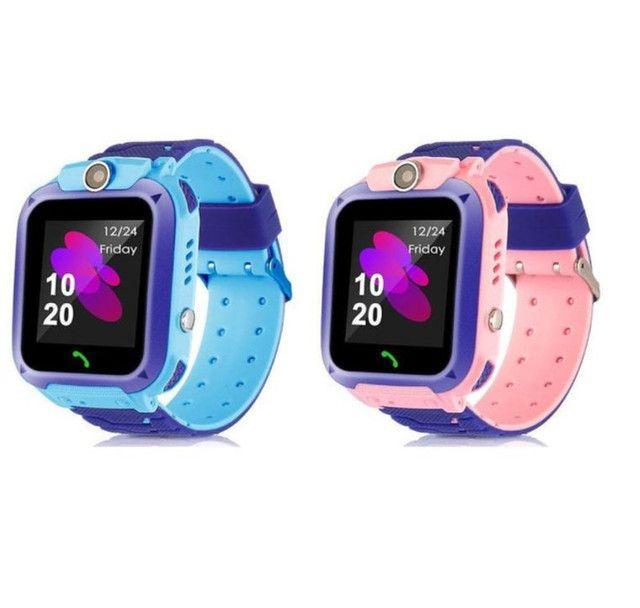 Relógio Celular Smartwatch Infantil - Foto 3