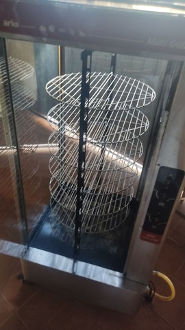 Assadeira multiuso multigrill  - Foto 2