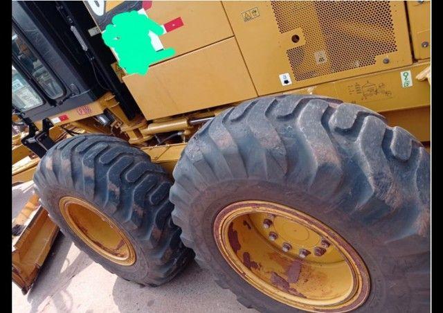 Motoniveladora Caterpillar 140K  - Foto 3