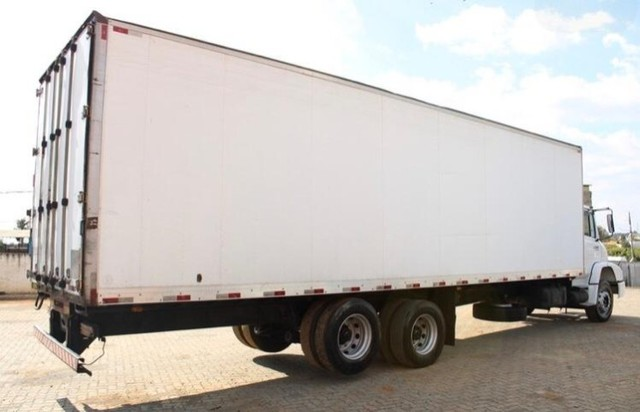 caminhão mb 1620 bau  - Foto 4