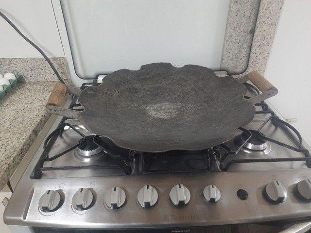 Chapa disco de arado original 52cm fogão