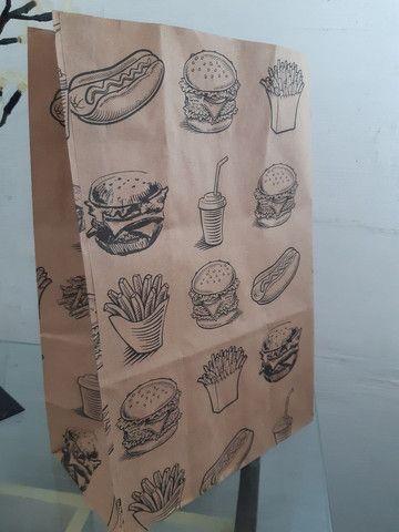 Kit de embalagem para delivery - Foto 3