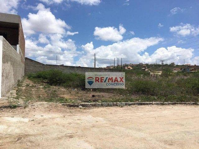 Terreno à venda, 471 m² por R$ 75.000,00 - Área Rural de Gravatá - Gravatá/PE - Foto 4