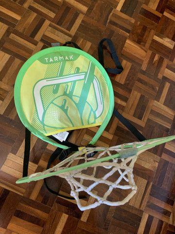 Cesta de basquete portátil  - Foto 2