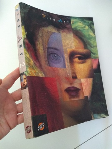 Livro Fine Art 2 - História da Arte (Super Stock) - Foto 2