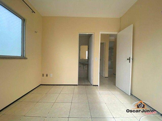 Apartamento com 3 dormitórios à venda, 64 m² por R$ 198.000,00 - Vila União - Fortaleza/CE - Foto 16