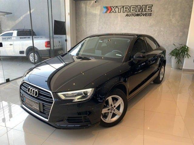 Audi A3 Attraction 1.4 TFSi Flex Tiptronic 2018