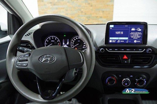 Hyundai HB20S 1.0 Vision 12v Flex - 2020 - Foto 14