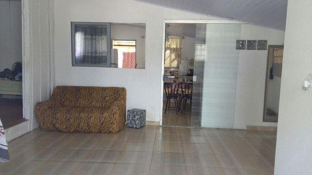 Casa com escritura e registro de imóvel,ItapoàSC,vende ou troca. valor 160,000 - Foto 2