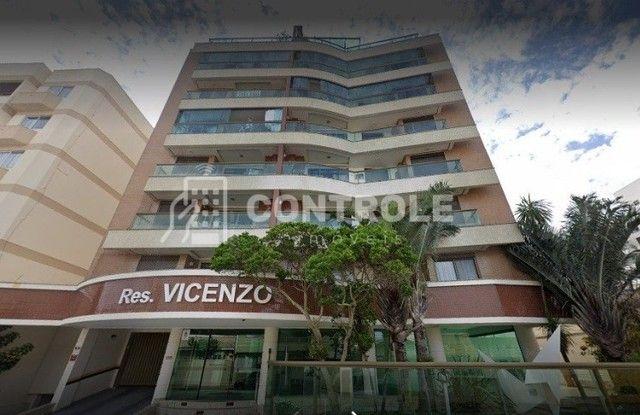 <RAQ> Apartamento com 03 dormitórios, 01 suíte, 02 vagas no Balneário do Estreito