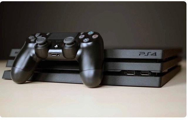 PS4 pro zerado (Aceito proposta)