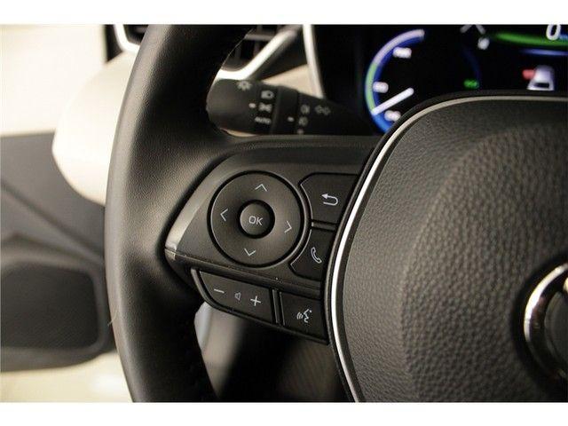 Toyota Corolla 2020 1.8 altis hybrid premium cvt - Foto 9