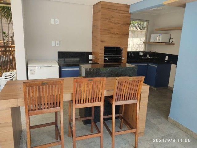 Apartamento 2 Quartos Varanda 1 Vaga, Elevador, Santa Branca - Foto 18