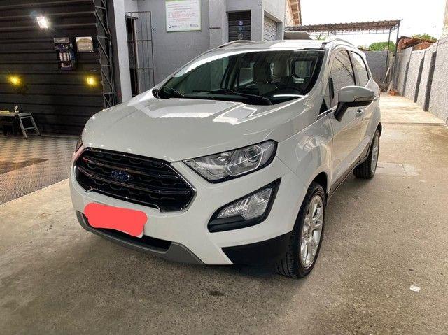 Ford Ecosport Titanium 2018 Estado de Zero