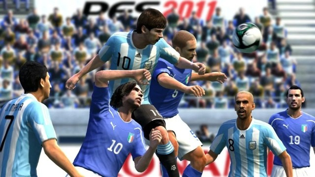 Jogo Pes2011 Playstation 3 Ps3 Mídia Física Lacrado Original - Foto 3