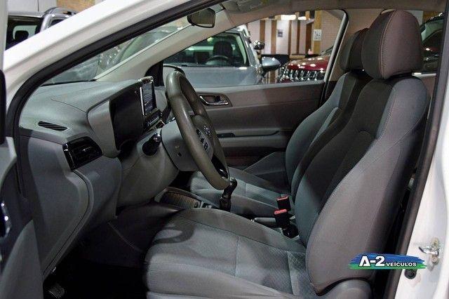 Hyundai HB20S 1.0 Vision 12v Flex - 2020 - Foto 3