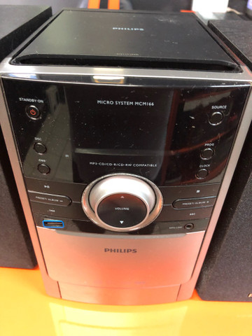 Micro System Philips MCM 166 - Foto 2