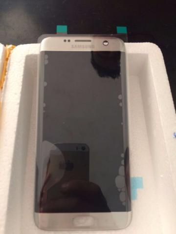 Tela Touch Display Lcd Samsung S7 Edge Novo Original