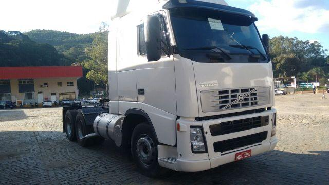 Volvo fh 12 6x2 frontal