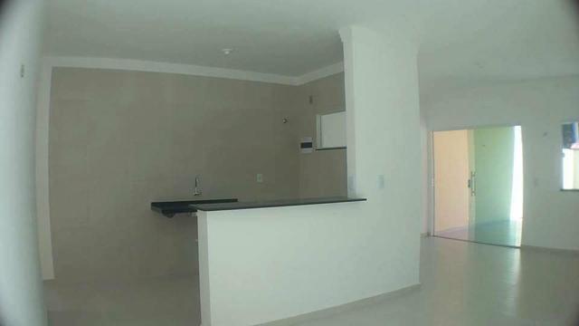 Casas planas no Eusébio, 3 quartos 2 Suites 4 vagas - Foto 3