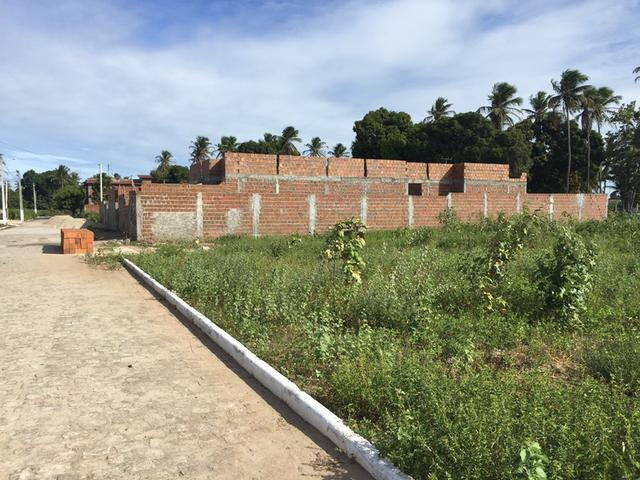 Vendo ou troco por carro - Terreno com casa quase pronta em Canguaretama no ECOPARK