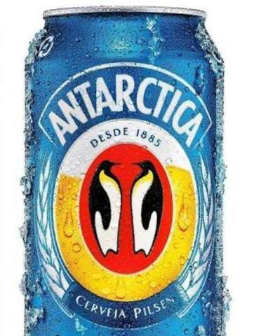 Cerveja Antártica