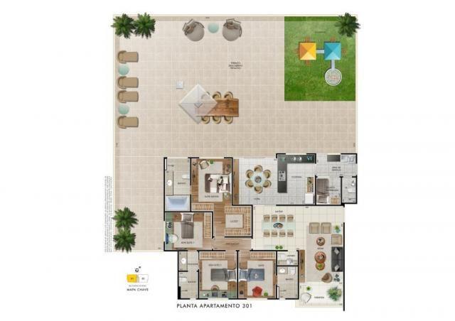 Apartamento com 4 dormitórios à venda, 153 m² por R$ 1.240.000,00 - Castelo - Belo Horizon - Foto 8