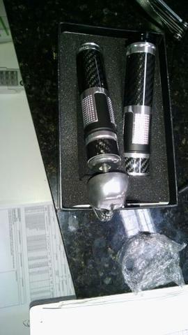 Incrível Vmax 1.200 , toda customizada , linda toda preta fosco ! - Foto 5