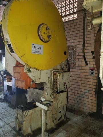 Prensa excêntrica 160 ton Gutmann - Foto 3