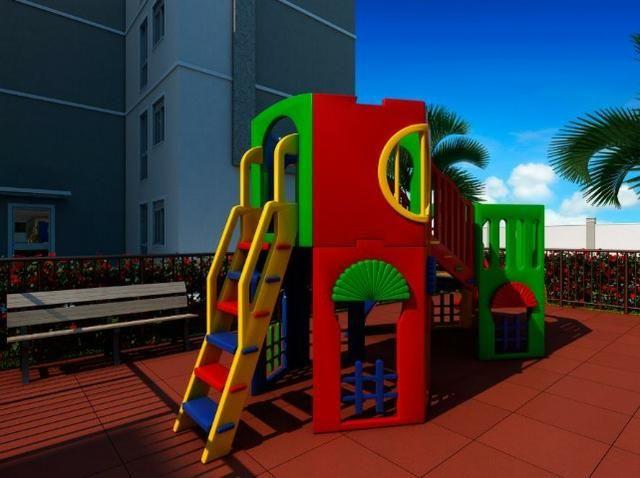 Gran Oásis - Apartamentos 2Q na região do Santa Rita, atrás do Res. Eldorado Parque - Foto 5
