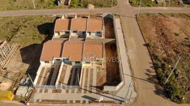 Casa com 2 dormitórios à venda, 42 m² por r$ 130.000 - estados - fazenda rio grande/pr - Foto 20