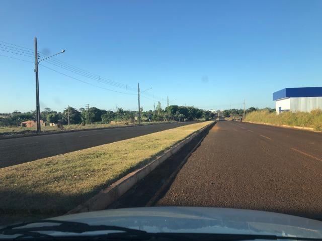 5000 m2, Área Comercial na Avenida Brasil,Tangará-MT. Excelente localização, aceito carro