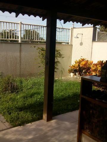 Em Manguinhos, Condominio Aldeia Manguinhos Casa Duplex 3 quartos com suite - Foto 19