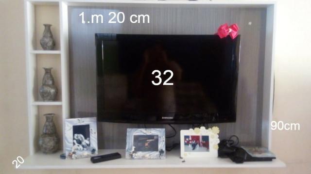 Promoção de Painel para tv ate 32 entrega ,instalação e suporte grátis - Foto 5