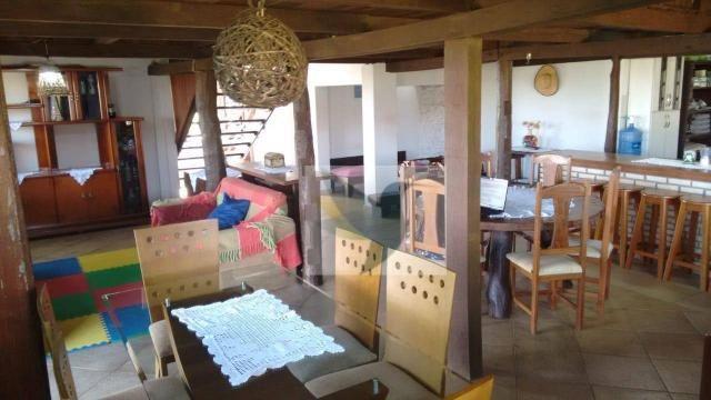 Chácara com 3 dormitórios à venda, 20000 m² por r$ 1.350.000,00 - centro - chapada dos gui - Foto 20