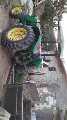 Trator barato urgente - Foto 4