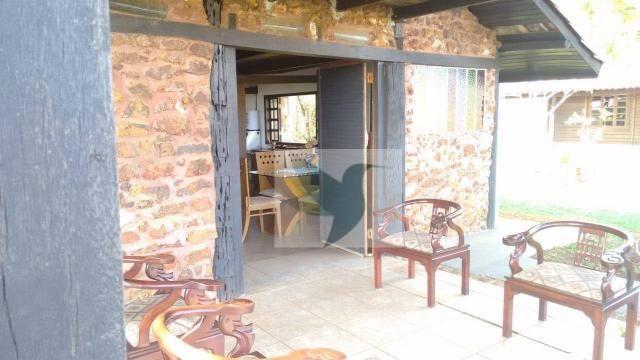 Chácara com 3 dormitórios à venda, 20000 m² por r$ 1.350.000,00 - centro - chapada dos gui - Foto 16