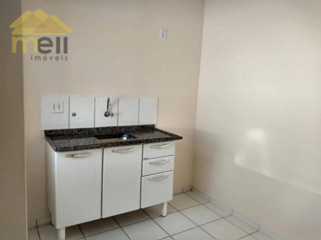 Casa com 2 dormitórios à venda, 45 m² por R$ 180.000,00 - Condomínio Vale do Ribeira - Pre - Foto 3
