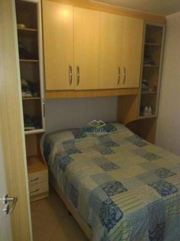 Apartamento com 2 dormitórios à venda, 56 m² por r$ 265.000 - vila alpina - são paulo/sp - Foto 17