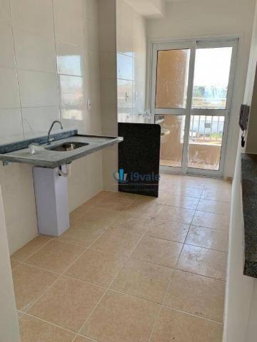 Apartamento com 2 dormitórios à venda, 56 m² por r$ 198.000 - jardim santa maria - jacareí - Foto 3