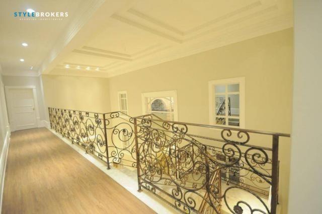 Sobrado no Condomínio Alphaville 1 com 5 dormitórios à venda, 692 m² por R$ 5.500.000 - Lo - Foto 15