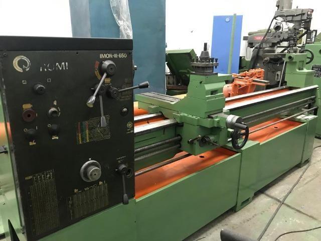 Torno mecânico Romi 650 III - Foto 2