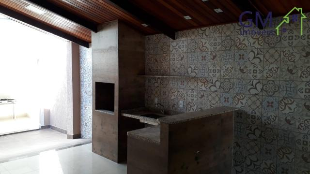 Casa a venda / condomínio jardim europa ii / 03 quartos / churrasqueira / garagem / aceita - Foto 4