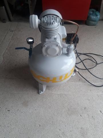 Compressor Odontológico Isento de Óleo - Foto 6