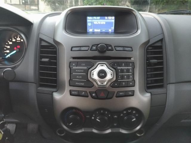 Ford Ranger 2.2 XLS Turbo 4x4 CD Diesel - Foto 11