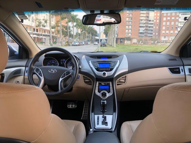 Hyundai Elantra GLS 1.8 AUT Branco - Foto 5