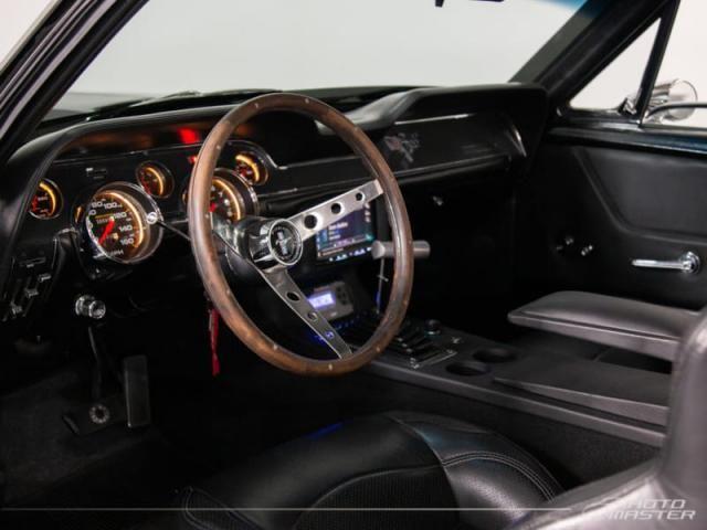 Ford Mustang GT Hard Top 5.0 V8 - Preto - 1967 - Foto 6