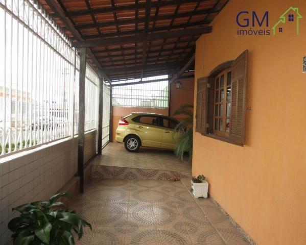 Casa a venda na quadra 18 sobradinho df / 03 quartos / sobradinho df / churrasqueira / lag - Foto 9