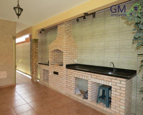 Casa a venda / condomínio campestre / 03 quartos / aceita troca apt em águas claras - Foto 12