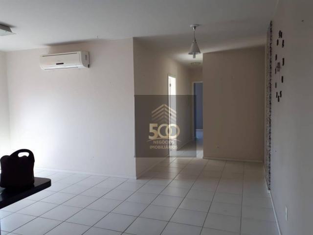 Ap0610 - apartamento com 3 dormitórios à venda, 84 m² por r$ 380.000 - nossa senhora do ro - Foto 6